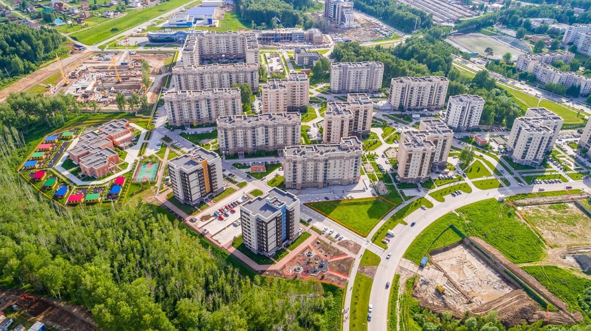 Квартиру мечты в Кольцово с выгодой до 700 000 рублей предлагает Cтроительная фирма Проспект