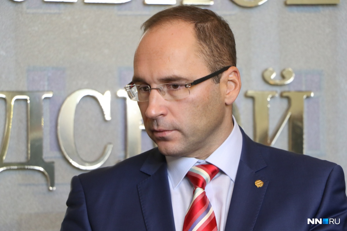 Александр Шаронов назначен и.п. секретаря НРО партии «Единая Россия»