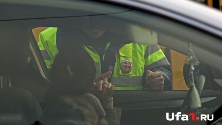 В Башкирии за сутки на нарушениях попались 3600 водителей