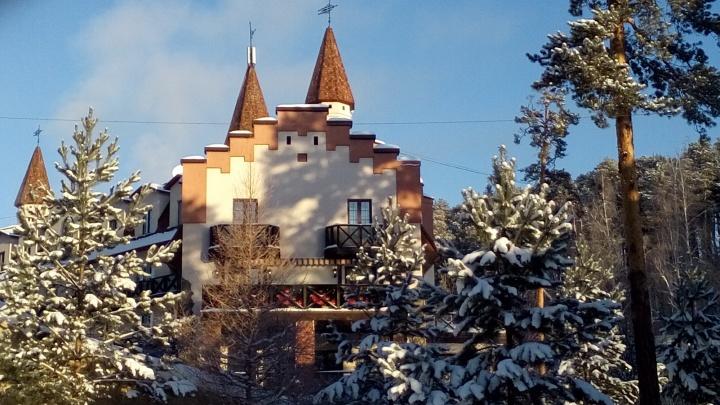 В замке на берегу озера: челябинцевпригласили встретить Новый год в стиле «Карнавальной ночи»