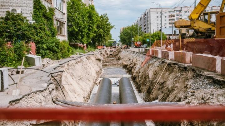 В Тюмени стартует пятый этап опрессовок: публикуем список улиц, где две недели не будет горячей воды