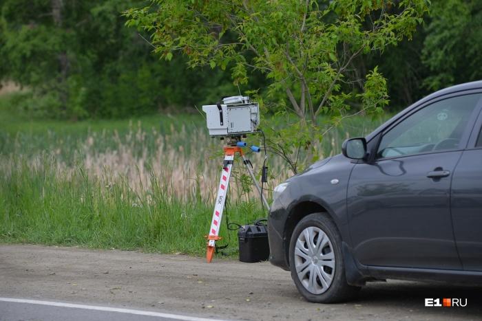 Перед снижением нештрафуемого порога депутаты предлагают проверить камеры на трассах