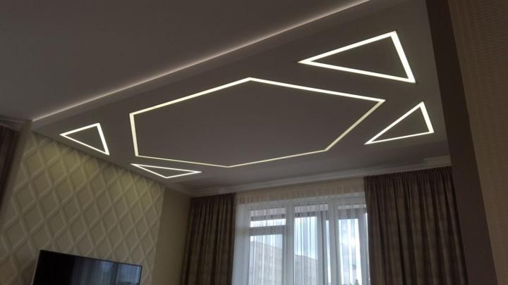 Дизайнеры нашли простой способ увеличить пространство в комнате