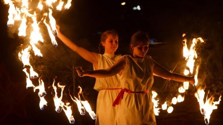 Беги, болей, танцуй! Развлекательная программа для волгоградцев на 10 и 11 ноября
