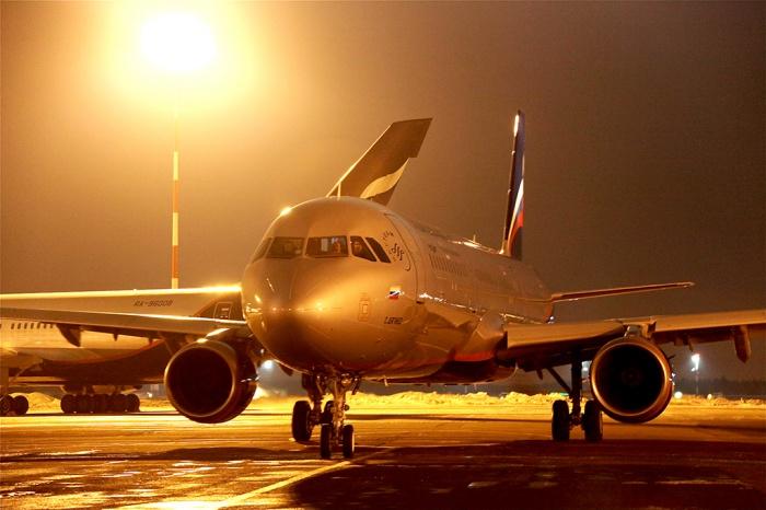 Рейс из Москвы в Екатеринбург должен был вылететь сегодня вечером