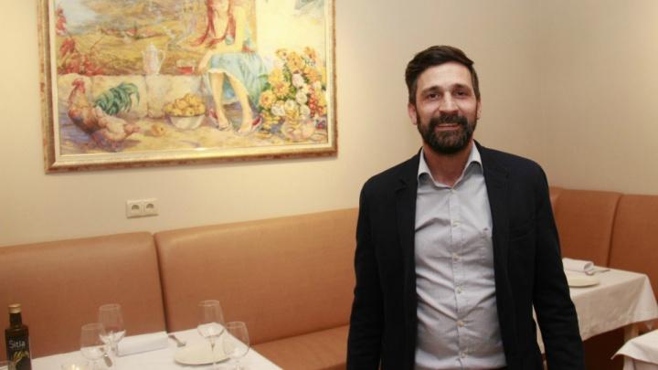 Грек Филимон открыл в центре Новосибирска ресторан с едой «как у мамы»