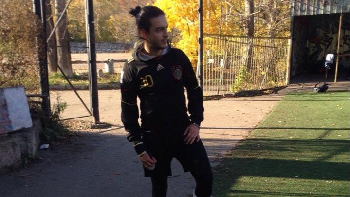 «Нижний Новгород — мой второй дом»: футболист из Германии о холодных зимах и любви к России