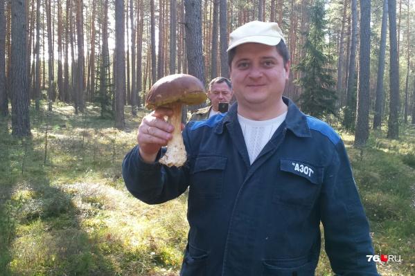 Если хорошо поискать, то насобирать грибов можно даже сейчас