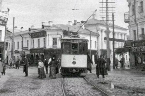 В Ярославле хотят восстановить исторический трамвайный маршрут