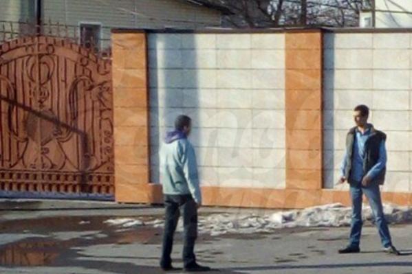 Аксенов не вспомнил, почему схватился за нож
