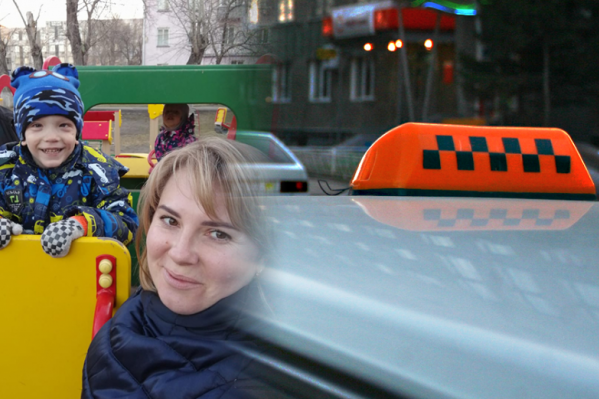 3-летний сын Натальи Сизовой болен ДЦП