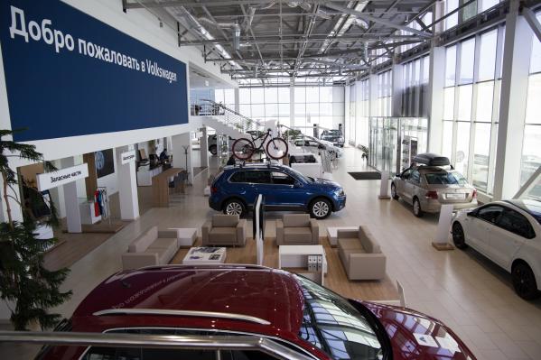 Подробнее о новой модели можно узнать в автосалоне