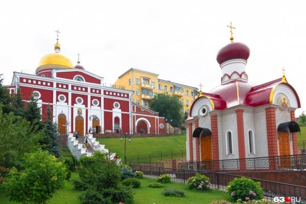 Монастырь приводят в порядок с 2017 года