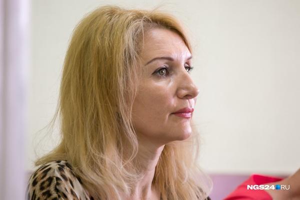 Надежда Маршалкина останется под домашним арестом до следующего заседания, назначенного на 14 августа