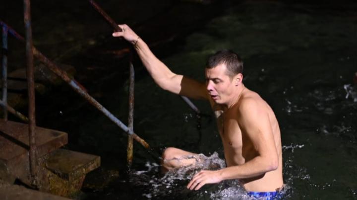 В крещенские купели Ростовской области окунулись 160 тысяч человек