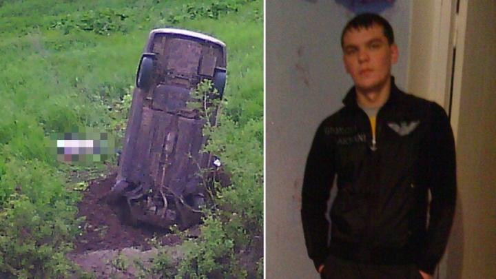 В Башкирии мужчина погиб, перелетев на иномарке через реку