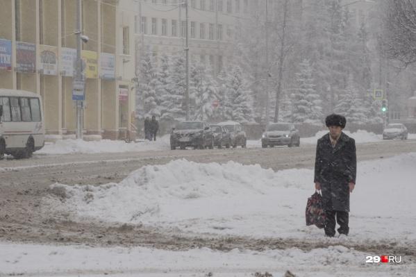 О жирном бюджете Архангельску только мечтать