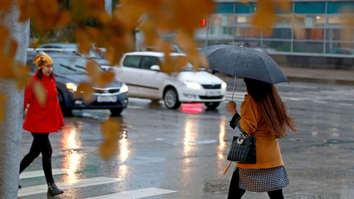 Готовьте зонтики и резиновые сапоги: стало известно, какая погода ждет жителей Башкирии на выходных