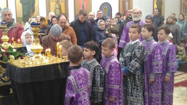 В Волгограде 1 сентября пройдёт детский крестный ход