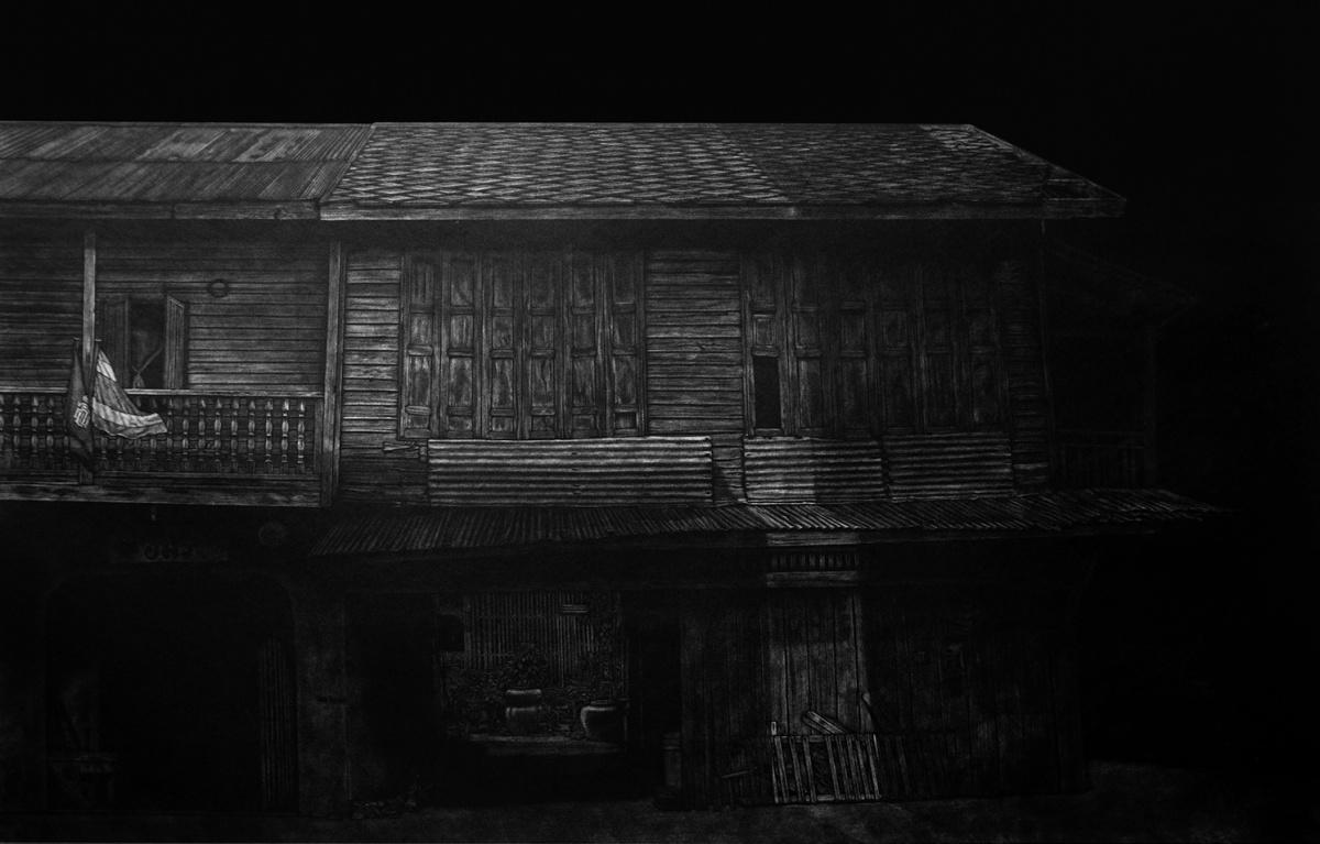 Аморн Тонгпайонг, «Старый рынок»