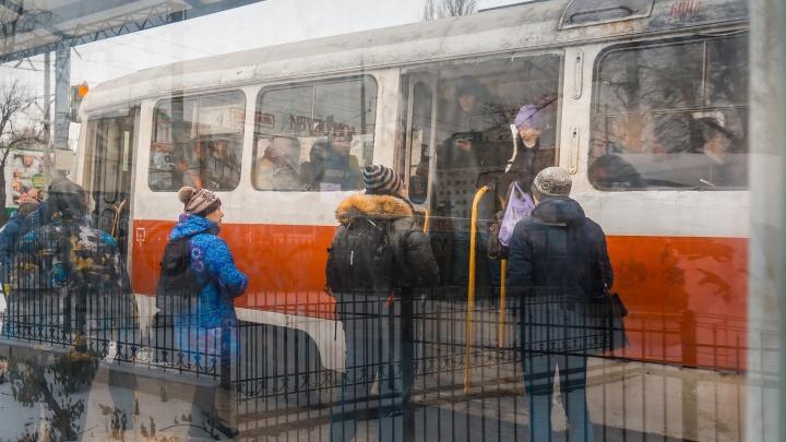 Трамвайные маршруты № 22 и 24 пустят до «Самара Арены» до конца года