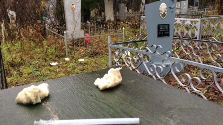 Задержан подозреваемый в преступлении на уфимском кладбище