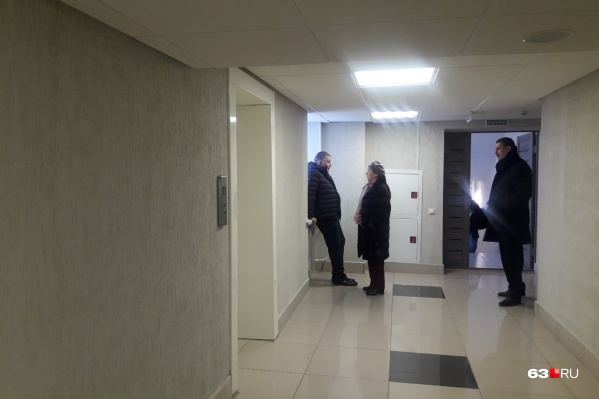 Во время судебного заседания фотосъемку запретили, поэтому пришлось фотографировать Геннадия Гридасова в коридорах Ленинского райсуда