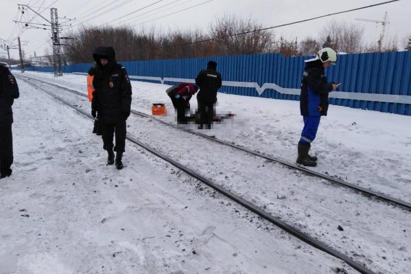 На месте работали спасатели, полиция и медики