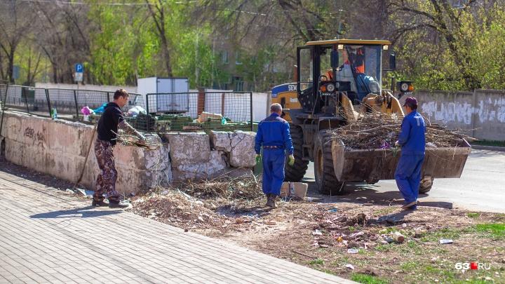Хоронят отходы: первые результаты мусорной реформы в Самарской области