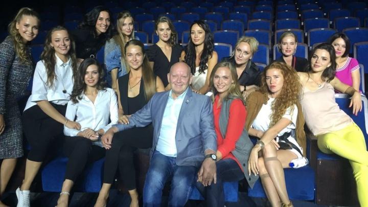 """Участницы """"Мисс Екатеринбург"""" о Владиславе Бобровиче: """"Мы смогли на несколько месяцев продлить его жизнь"""""""