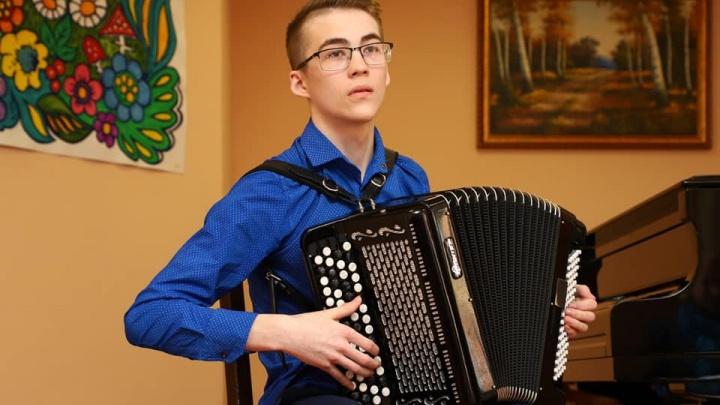 Трое талантливых музыкантов из Красноярска взяли три медали на престижном конкурсе