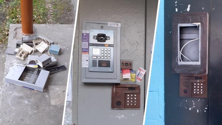 «Доходит до абсурда»: в «Факториале» прокомментировали массовую замену домофонов в Челябинске