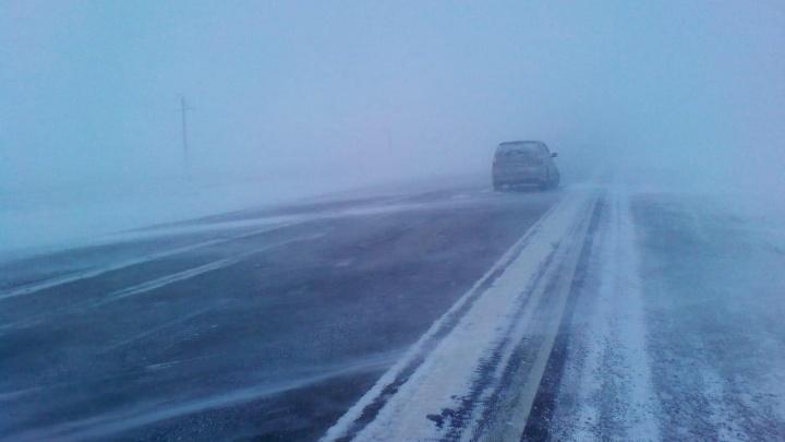На одной из двух трасс в Башкирии сняли ограничение