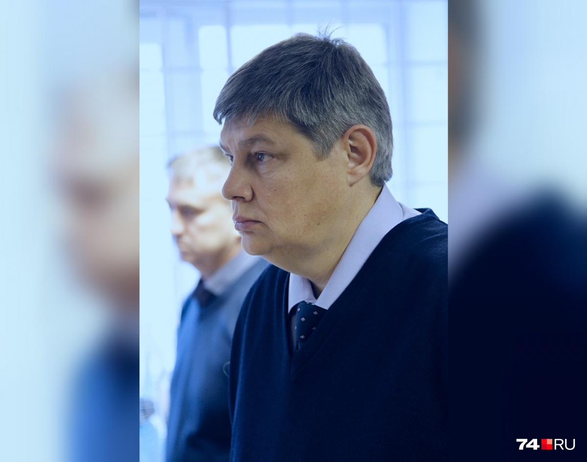 У Александра Уфимцева уже есть одна судимость за махинации с жильём