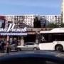 На Темернике автобус уехал без водителя и попал в ДТП