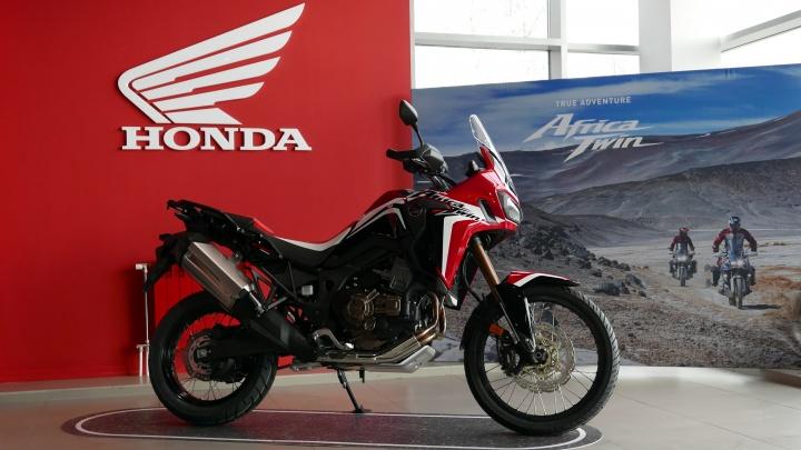 Дилерские центры Honda и «Triumph Новосибирск» открыли мотосезон с весенней распродажи