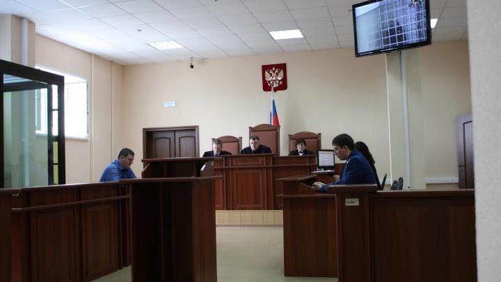 «Мне нечего сказать»: во время апелляции в Курганском облсуде Рыжук отказался от последнего слова