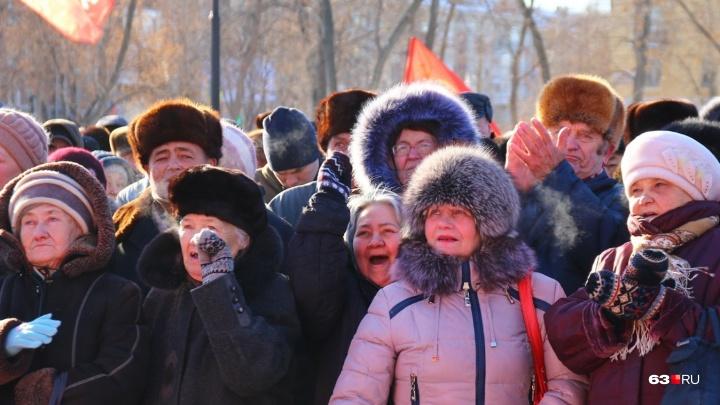 Самарские коммунисты согласовали митинг против мусорной реформы