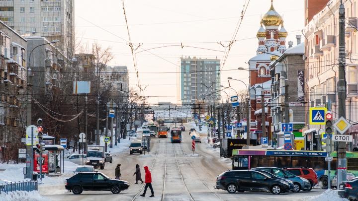 Много снега и дожди: в Прикамье ожидается самая теплая неделя за всю зиму