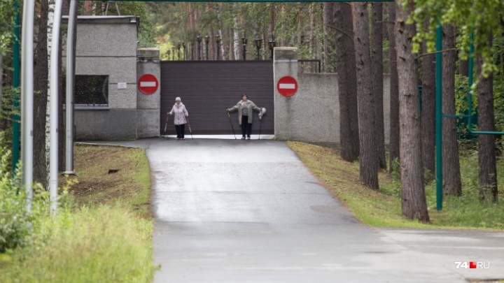 Эхо ШОС: в резиденции губернатора в Челябинском городском бору построят хаммам