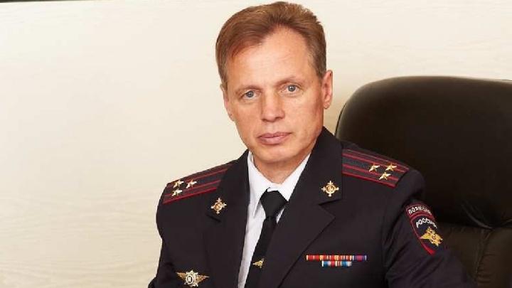Руководителем ГИБДД в Самарской области стал Юрий Некрасов