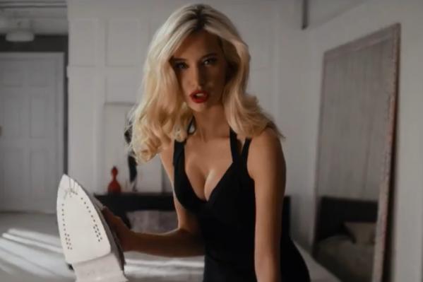 Лена снялась в клипе в сексуальном образе