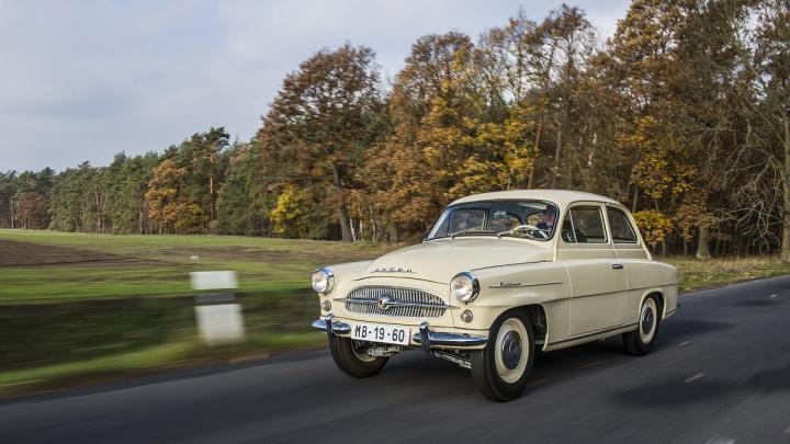 В честь 60-летия модели ŠKODA Octavia доступен специальный пакет опций
