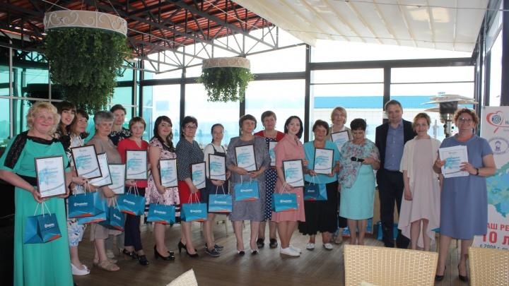 Состоялось награждение победителей конкурса «Наш регион»
