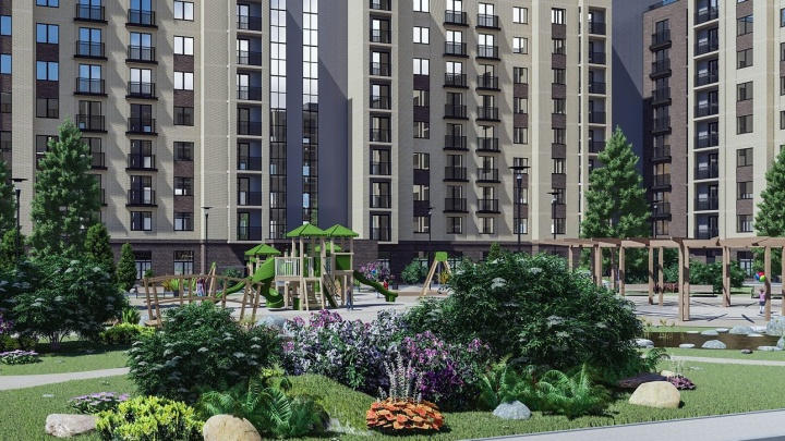 Новая «Цивилизация» строится в Калининском районе: что будет внутри