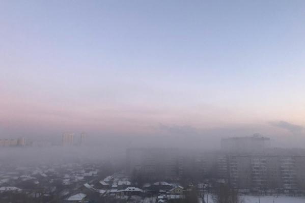 От смога страдают не только челябинцы, но и наши соседи