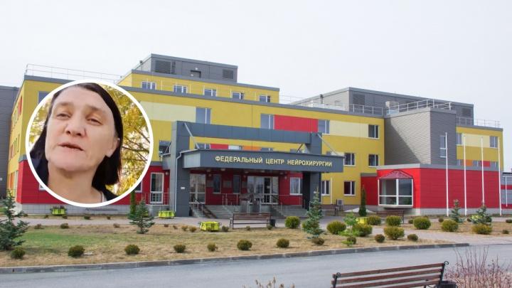 «Одна показуха»: мама пациента тюменского нейроцентра о том, как врачи «отправили» ее сына умирать