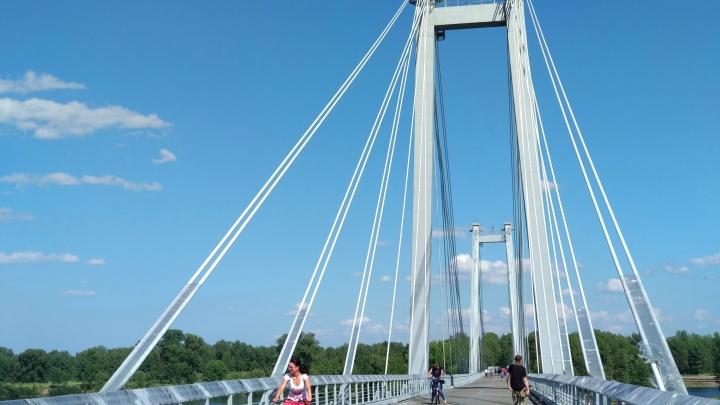30-градусная жара накроет Красноярск на выходных