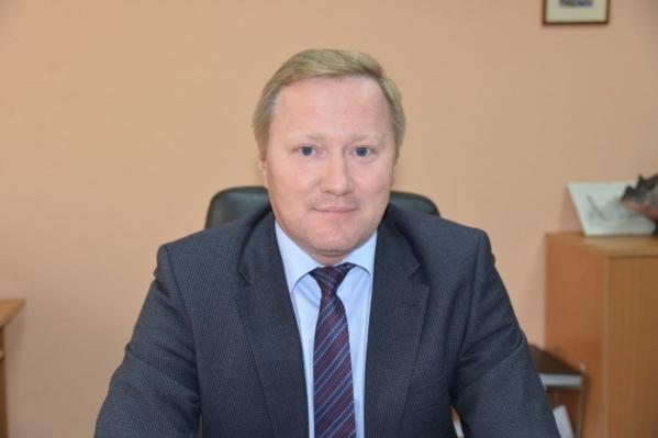 Евгений Лузгин