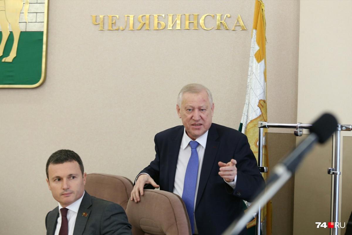 На новом посту Евгений Тефтелев будет отвечать за областное имущество